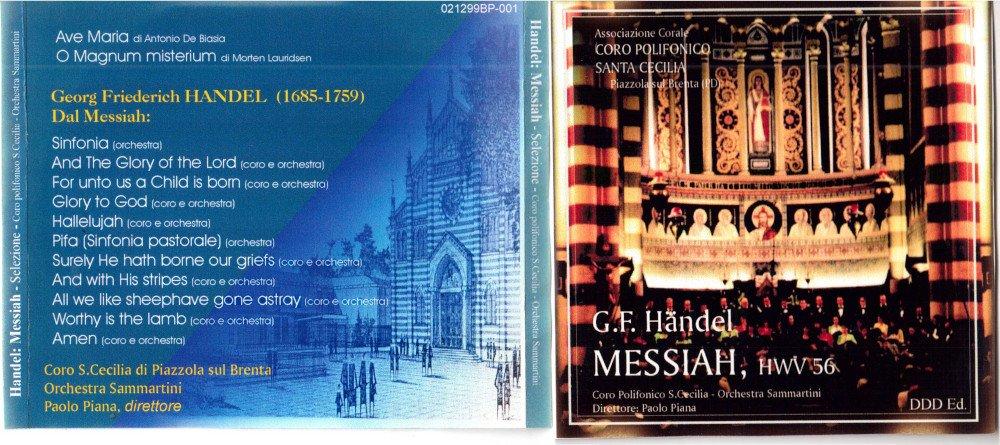 2000 - Messiah HWV 56 G.F. Händel